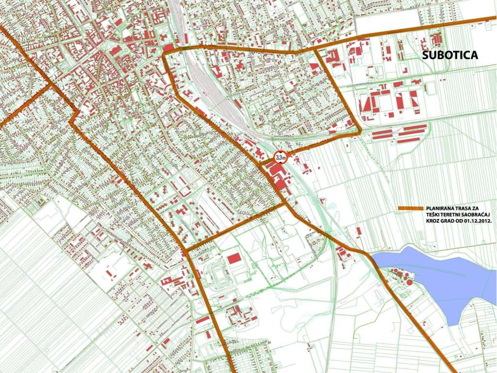mapa ulica subotice subotica, subotica business opportunity, economy, suboticatrans  mapa ulica subotice